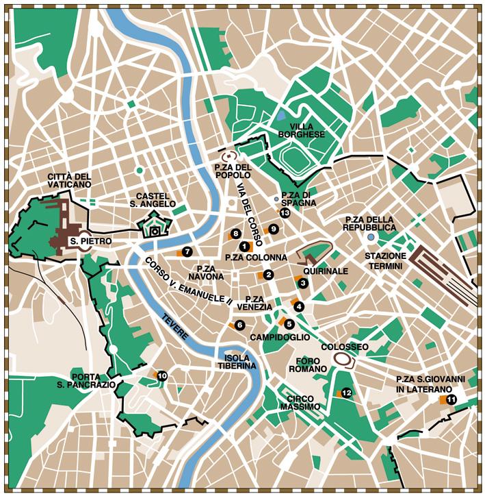 Itinerario romano